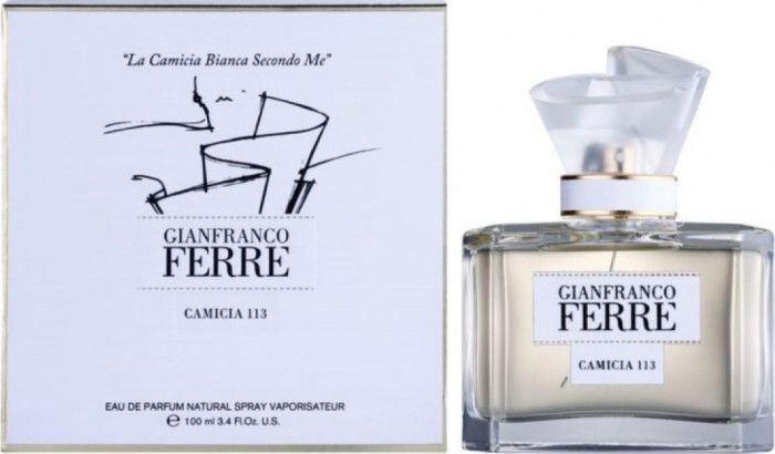 imagine 0 Apa de Parfum Camicia 113 by Gianfranco Ferre Femei 100ml 8011530040031