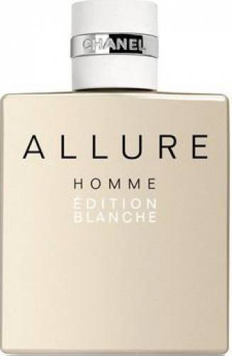 imagine 0 Apa De Parfum Chanel Allure Homme Edition Blanche Barbati 100ml 3145891274608