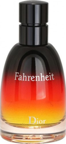 imagine 1 Apa de Parfum Fahrenheit Parfum by Christian Dior Barbati 75ml 3348901116817