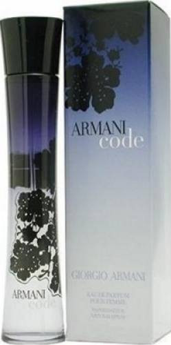 imagine 0 Apa de Parfum Code by Giorgio Armani Femei 50ml pf_106495
