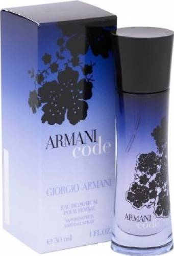 imagine 0 Apa de Parfum Code by Giorgio Armani Femei 30ml pf_106494