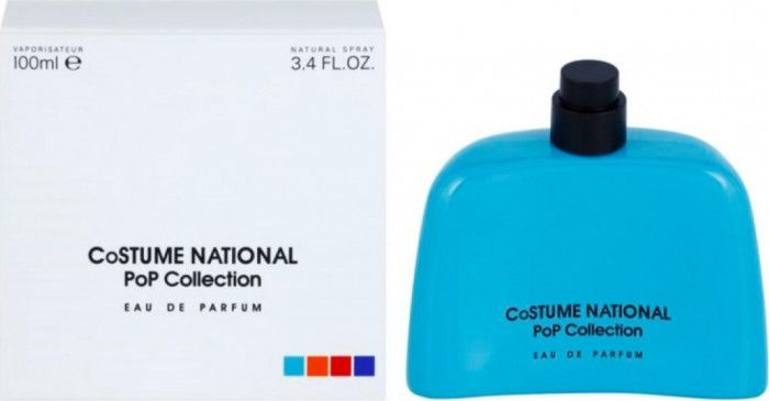 imagine 0 Apa de Parfum Pop Collection by Costume National Femei 100ml 8034041520878