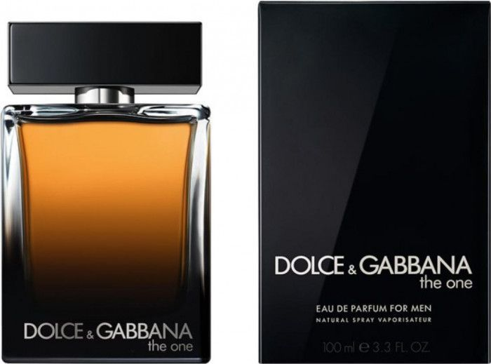 imagine 0 Apa de Parfum The One For Men by Dolce and Gabbana Barbati 100ml 3423473021360