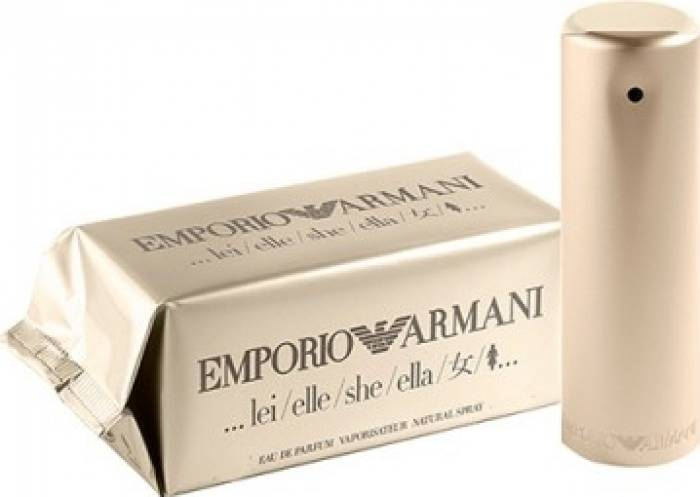 imagine 0 Apa de Parfum Emporio Armani She by Giorgio Armani Femei 50ml pf_106360