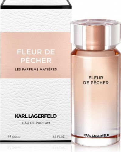 imagine 0 Apa de Parfum Fleur De Pecher by Karl Lagerfeld Femei 100ml 3386460087254