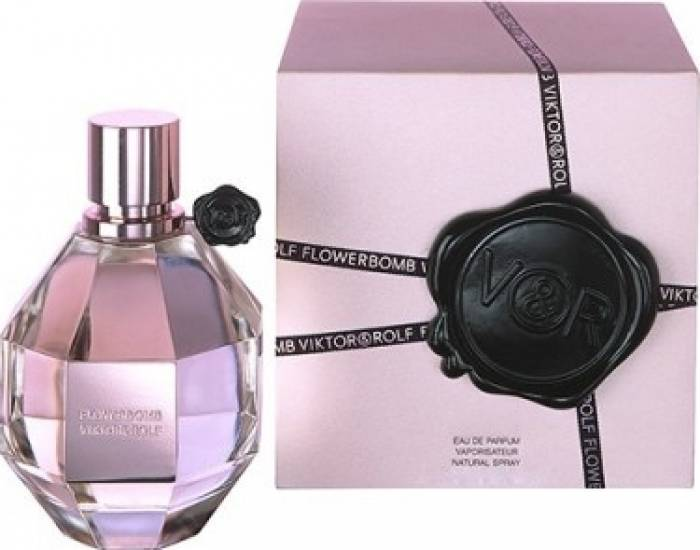 imagine 0 Apa de Parfum Flowerbomb by Viktor and Rolf Femei 50ml pf_120518