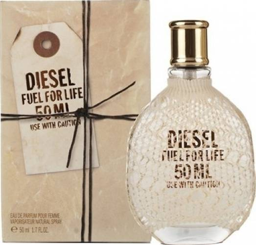 imagine 0 Apa de Parfum Fuel for Life by Diesel Femei 50ml pf_106062
