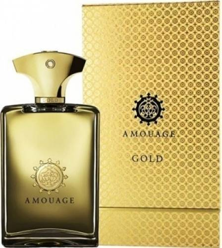 imagine 0 Apa de Parfum Gold pour Homme by Amouage Barbati 100ml pf_124173