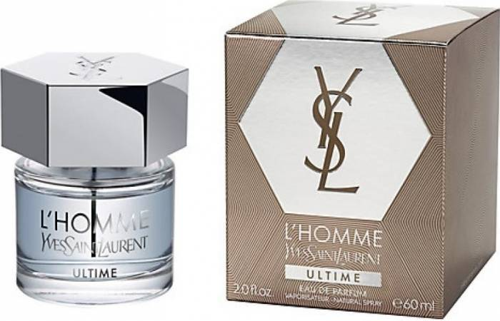 imagine 0 Apa De Parfum L Homme Ultime By Yves Saint Laurent 60ml Barbati 3614271333988