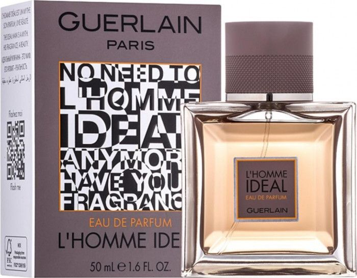 imagine 0 Apa de Parfum L Homme Ideal by Guerlain Barbati 50ml 3346470303119