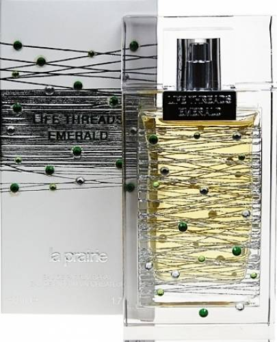 imagine 1 Apa de Parfum Life Threads Emerald by La Prairie Femei 50ml 7611773001458