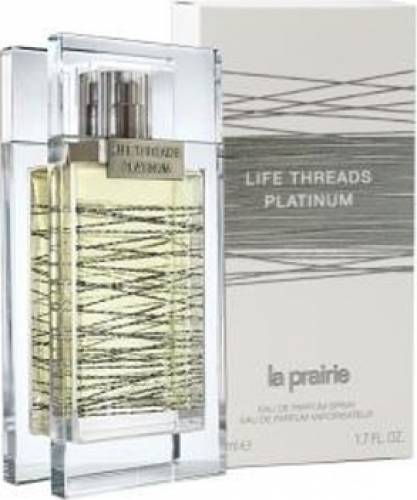 imagine 0 Apa de Parfum Life Threads Platinum by La Prairie Femei 50ml pf_112390