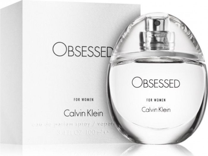 imagine 0 Apa de Parfum Obsessed by Calvin Klein Femei 100ml 3614224480974