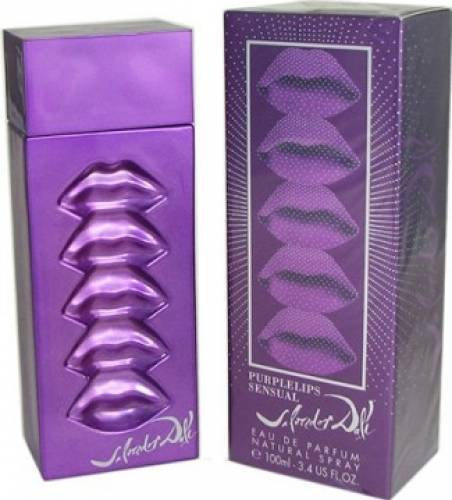 imagine 0 Apa de Parfum Purplelips Sensual by Salvador Dali Femei 100ml 3331436102134