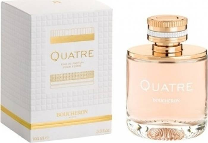 imagine 0 Apa de Parfum Quatre by Boucheron Femei 100ml 3386460066075