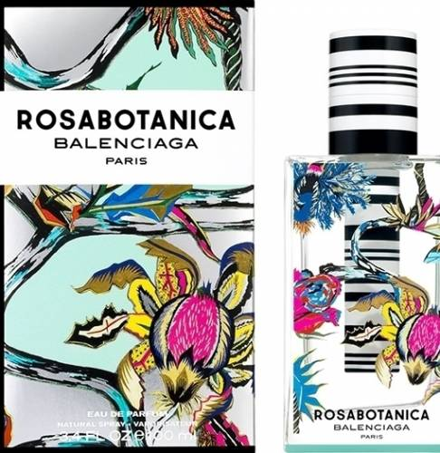 imagine 1 Apa de Parfum Rosabotanica by Balenciaga Femei 100ml pf_118713
