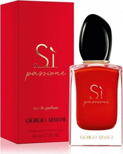 imagine 0 Apa de Parfum Si Passione by Giorgio Armani Femei 50ml 3614271994806