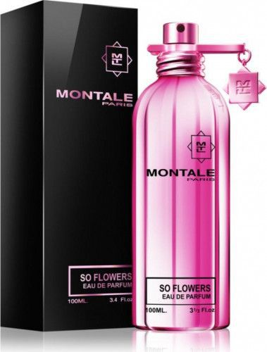 imagine 0 Apa de parfum So Flowers by Montale Femei 100 ml 3760763569377