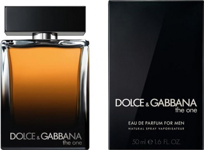imagine 0 Apa de Parfum The One Men by Dolce and Gabbana Barbati 50ml 3423473021384