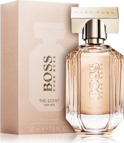 imagine 0 Apa de Parfum Boss The Scent For Her by Hugo Boss Femei 50ml 8005610298894