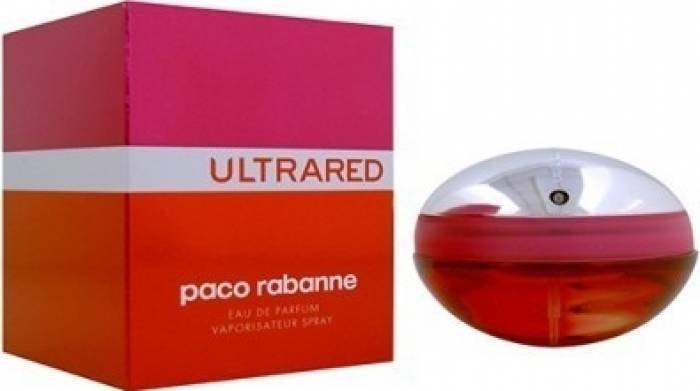 imagine 0 Apa de Parfum Ultrared by Paco Rabanne Femei 80ml pf_107140