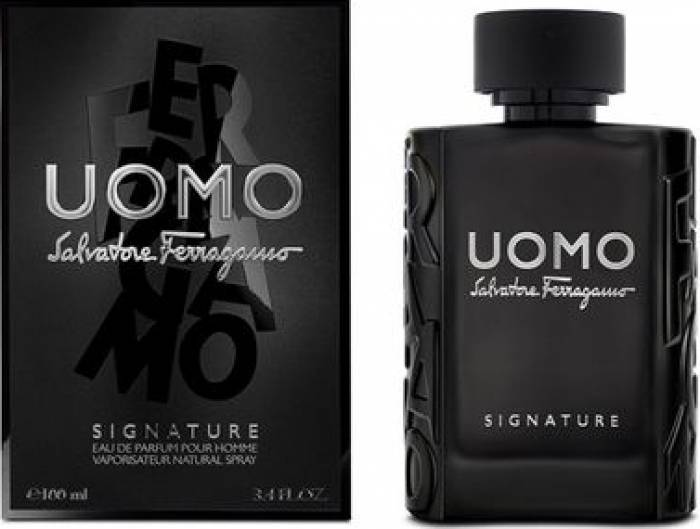 imagine 1 Apa de Parfum Uomo Signature By Salvatore Ferragamo Barbati 50ml 8052086374836