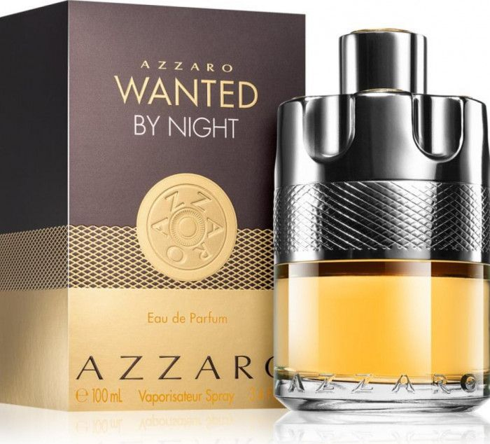 imagine 0 Apa de Parfum Wanted by Night by Azzaro Barbati 100ml 3351500009848