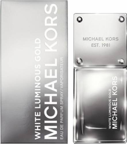 imagine 0 Apa de Parfum White Luminous Gold by Michael Kors Femei 50ml 0022548354636