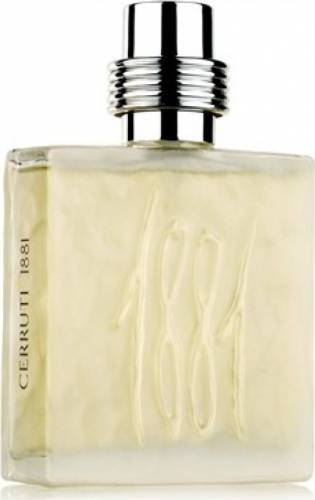 imagine 0 Apa de Toaleta 1881 by Cerruti Barbati 100ml pf_105648