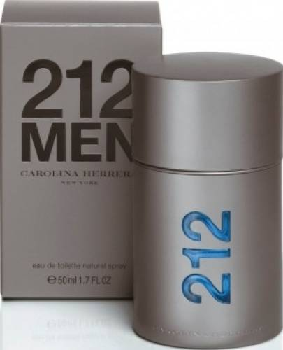 imagine 0 Apa de Toaleta 212 Men by Carolina Herrera Barbati 100ml 8411061341605