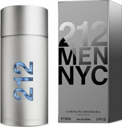 imagine 0 Apa de Toaleta 212 Men by Carolina Herrera Barbati 50ml pf_105295