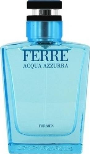 imagine 0 Apa de Toaleta Acqua Azzurra by Gianfranco Ferre Barbati 100ml 8011530900021
