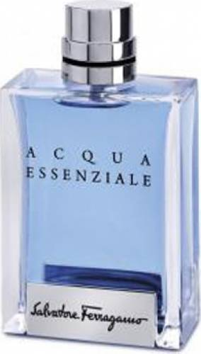 imagine 0 Apa de Toaleta Acqua Essenziale by Salvatore Ferragamo Barbati 100ml 8034097953668