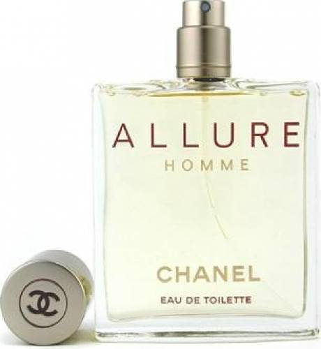 imagine 0 Apa de Toaleta Allure Homme by Chanel Barbati 100ml pf_105798