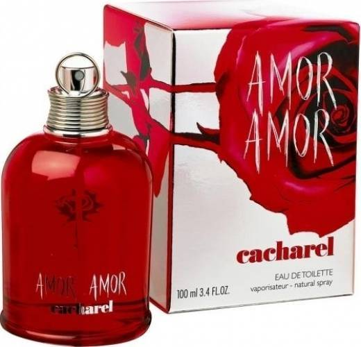imagine 1 Apa de Toaleta Amor Amor by Cacharel Femei 50ml pf_105765