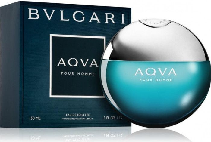 imagine 0 Apa de Toaleta AQVA Pour Homme by Bvlgari Barbati 150ml 0783320911569