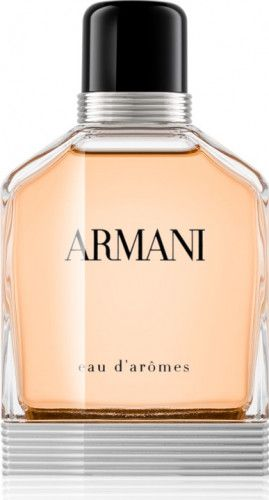 imagine 1 Apa de Toaleta Eau d Aromes by Giorgio Armani Barbati 100ml 3605521965943