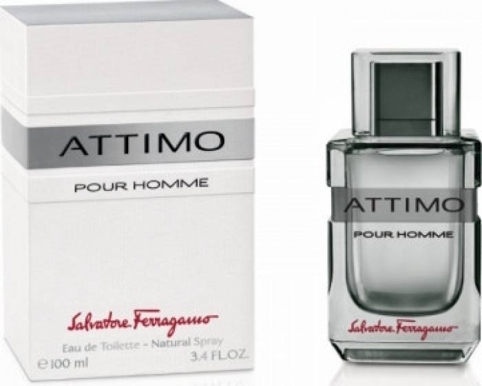 imagine 0 Apa de Toaleta Attimo by Salvatore Ferragamo Barbati 100ml pf_107501