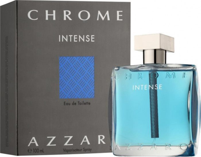 imagine 0 Apa de Toaleta Chrome Intense by Azzaro Barbati 100ml 3351500966011