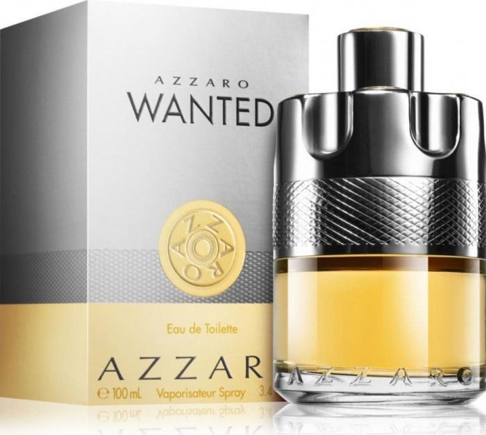 imagine 0 Apa de Toaleta Wanted by Azzaro Barbati 100ml 3351500002702