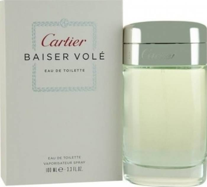 imagine 0 Apa de Toaleta Baiser Vole by Cartier Femei 100ml 3432240029645
