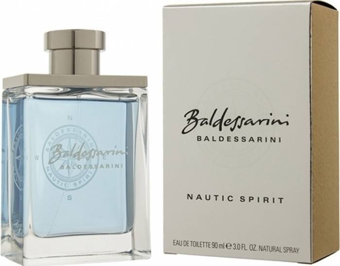 imagine 1 Apa de Toaleta Baldessarini Nautic Spirit by Hugo Boss Barbati 90ml hbos0999