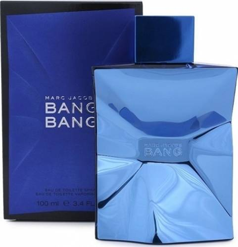 imagine 1 Apa de Toaleta Bang by Marc Jacobs Barbati 100ml 3607342149045