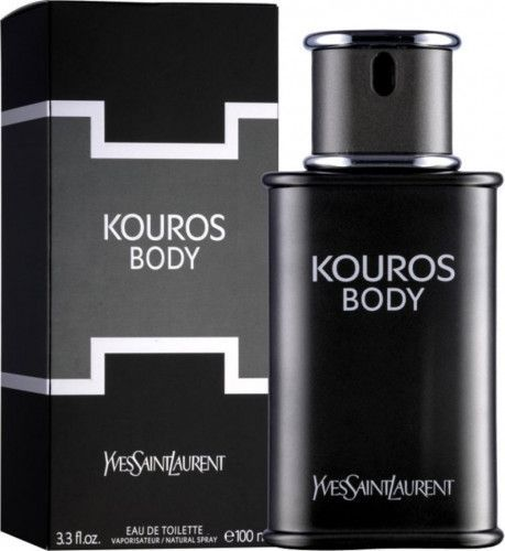 imagine 0 Apa de Toaleta Body Kouros by Yves Saint Laurent Barbati 100ml 3365440098244