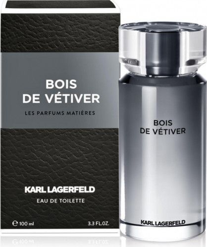 imagine 0 Apa de Toaleta Bois De Vetiver by Karl Lagerfeld Barbati 100ml 3386460087261