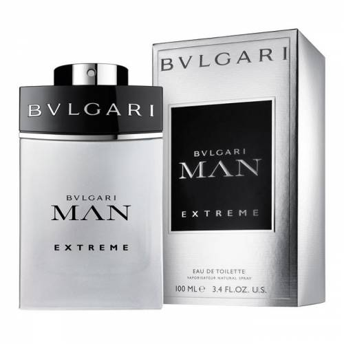 imagine 1 Apa de toaleta Bvlgari Bvlgari Man Extreme Barbatesc 60ML 0783320971051