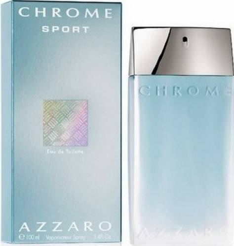imagine 0 Apa de Toaleta Chrome Sport by Azzaro Barbati 100ml pf_105299