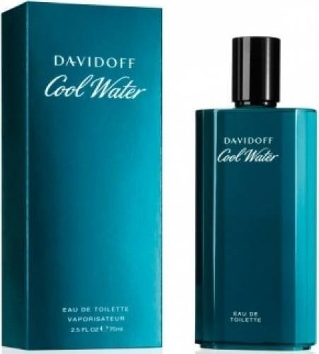 imagine 0 Apa de Toaleta Cool Water by Davidoff Barbati 75ml pf_106044