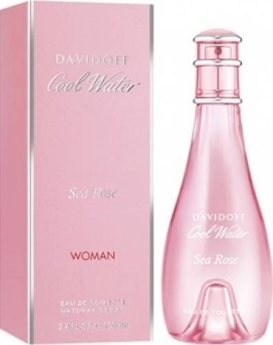 imagine 0 Apa de Toaleta Cool Water Sea Rose by Davidoff Femei 100ml pf_128816
