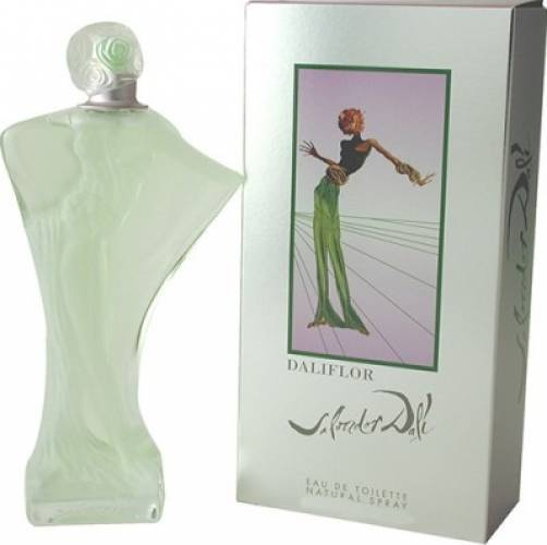imagine 0 Apa de Toaleta Daliflor by Salvador Dali Femei 100ml 3331436500039